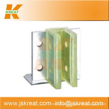 Elevator Parts|Elevator Guide Shoe KT18S-310C|elevator guide shoe