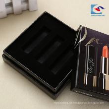 Luxus-Lippenstift-Set Kartonverpackung