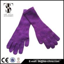 Vente chaude hiver populaire gants doux chauds