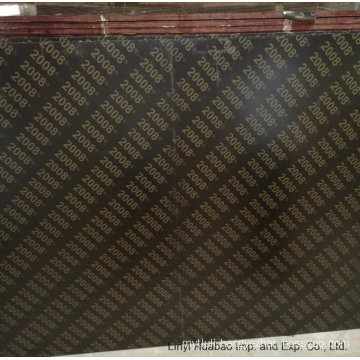 Waterproof Film Faced Plywood Brown Film WBP Glue for Construction
