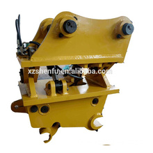 Sf 45 Degree Tilt Quick Coupler / Quick Hitch with Hydraulic Cylinder for Excavator