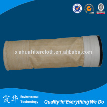 Bolsa de filtro Metamax para filtros de bolsas de la industria del cemento