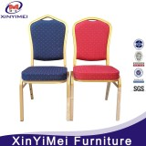 cheap restaurant furniture metal banquet chair hotel