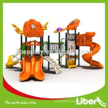 Hot Sale Outdoor Gym Play Equipment tapis de jeu extérieur