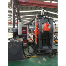 High Speed CNC Angle Production Line
