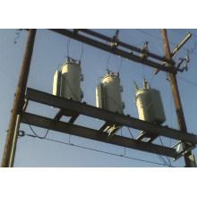 Détecteur de tension monophasé à l'huile et à l'huile 32 étape ht stabilisateur de tension de ligne Série VR32