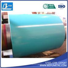PPGI PPGL CGCC prepintado bobina de acero Tdc53D + Z precio de fábrica
