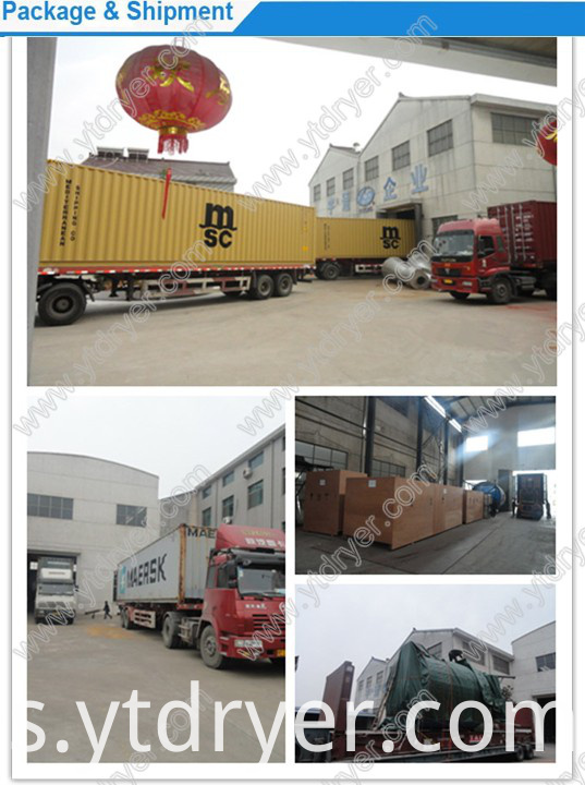 Low Cost China Brand Vacuum Harrow Dryer