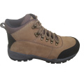 New Design Top Layer Nubuck Leather Safety Shoes Outdoor Shoes (HQ09003)