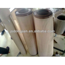 High temperature teflon mesh belt
