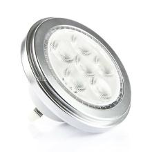 Lâmpada LED Spotlight Lâmpada AR111 12W Downlight