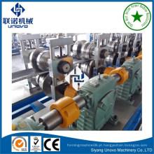 Máquina de moldagem de rolo de aço de perfil cz