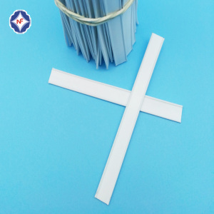 Pre Cut Double wire clip band for packaging