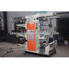 YT-2600 duas cores rolo de filme plástico para rolar máquina de impressão do copo