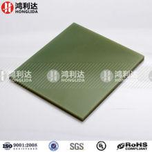 Hojas de PCB Material G10 hoja de fibra de vidrio epoxi
