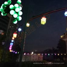 Pequeño Pixel LED Dot Light RGB Cambio de color
