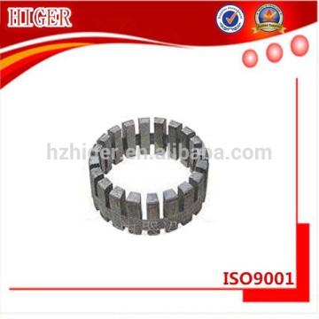 Maßgeschneiderte Aluminium-Gießringe für Zementmischer