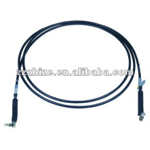 yutong coach parts transmission shift cable