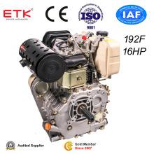 16HP Diesel Engine with Keyway Shaft
