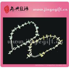 Bijoux à la mode Handcrafted Rose Quartz Améthyste Bracelets
