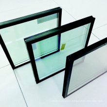 China factory tempered insulated low e glass panel