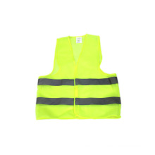 Reflective Safety Vest (Yellow) .