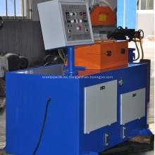 Máquina de sellado de tubos de acero inoxidable al carbono