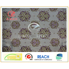 210t Poly Taffeta Six Triangle Printing Garment Fabric (ZCGP069)