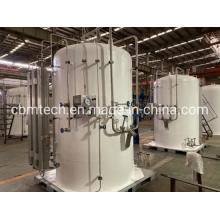 Micro Bulk Systems Liquid Gas Vertical Steel Storage Tank