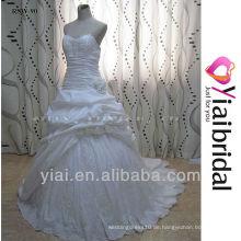 RSW90 Klassische Taft Brautkleider
