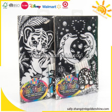 Manufacturer of for Fuzzy Poster Art Lisa Frank Velvet Coloring Activity export to Chad Exporter