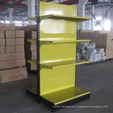 Prateleiras de supermercados prateleiras de prateleiras de armazenamento