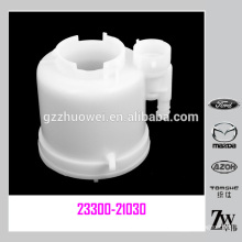 High Quality Japanese Car Parts Toyota Crown, Yaris / 2.3 Fuel Filter, Fuel Filter for Toyota 23300-21030
