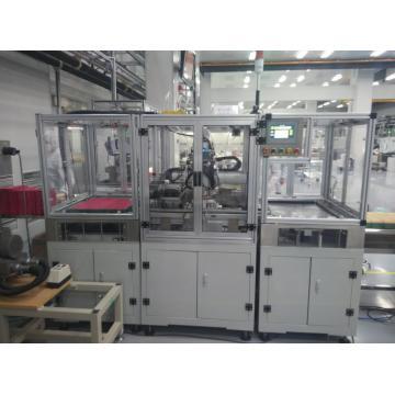 Automatic carton machine for pipette tip
