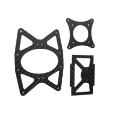 Mass production of low price exquisite CNC machining drone all parts