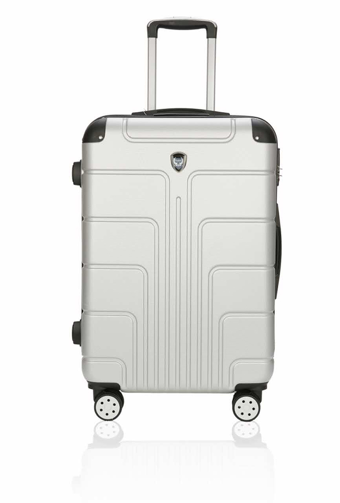 Anti - Collision Luggage Case