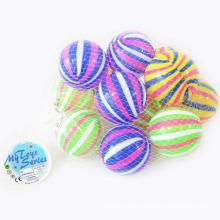 Материал ldpe океан шар 7см 12шт шариками для детей с en71 (10184187)