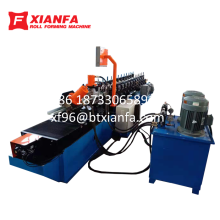 Track and Stud Forming Machine for Gypsum Channels
