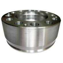 Piezas de mecanizado CNC de precisión para piezas hidráulicas de cilindro de crimper