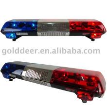 Barra de luz de halógeno rotador Led emergencia advierte Lightbar (TBD01122)