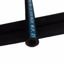 SAE100 R1 R2 EN853 1SN 2SN high pressure steel wire braided flexible hydraulic hose