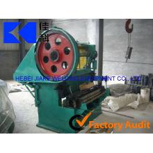 machine de fabrication de maille de filtre d'huile ou d'air / machine de maille de métal expansé