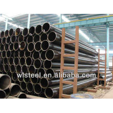 spiral welded pipe mill/ ERW ASTM A106/A53