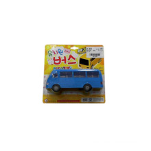 Hot Sale Plastic Pull Back Bus (10218107)