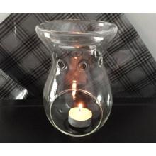 Aquecedor de óleo essencial de vidro transparente - 16gc03211