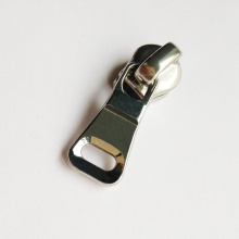 Original Color of Metal No. 8 Zip Slider