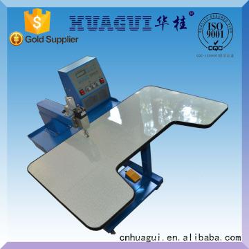 HUAGUI tecido bordado de máquina de corte máquina de corte