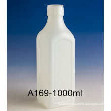 A169 2013 New Product Empty Plastic Square Bottle for Liquid with Best Discount