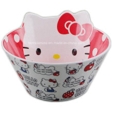 6inch Melamine Fruit Bowl with Logo (BW7171)
