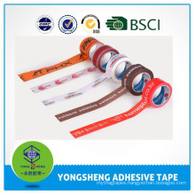 High quality packing tape with company logo china professional tape producer
